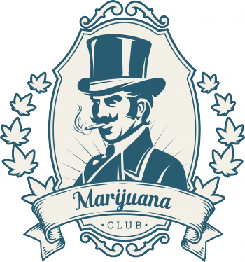 Marijuana Club Logo